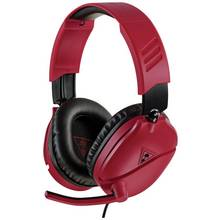 Turtle Beach Recon 70N Switch, Xbox, PS4, PC Headset - Red
