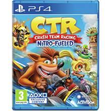Crash Team Racing Nitro-Fueled PS4 Game
