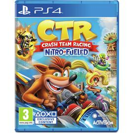 Crash Team Racing Nitro-Fueled PS4 Game