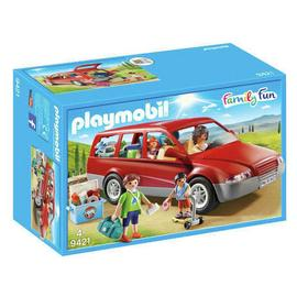 Playmobil 9421 Family Fun Family Car Playset