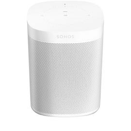 Sonos One 2nd Gen Wireless Smart Speaker - White