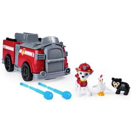 PAW Patrol Ride n Rescue Vehicle - Marshall