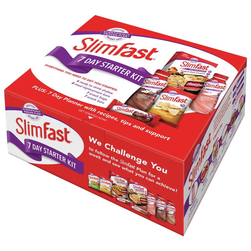 SlimFast 7 Day Starter Pack from Argos