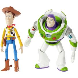 Disney Pixar Toy Story 7inch Woody & Buzz Assortment