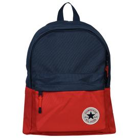 Converse All Star 14L Backpack - Navy Blue and Red