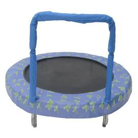Bazoongi Frog Mini Bouncer Trampoline