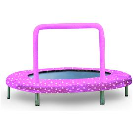 Bazoongi Princess Mini Bouncer Trampoline