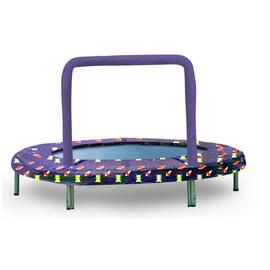 Bazoongi Space Mini Bouncer Trampoline