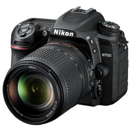 Nikon D7500 DSLR Camera with AF-S DX 18-140mm VR Lens