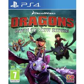 Dragons: Dawn of New Riders PS4 Game