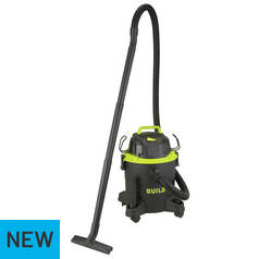 Guild 16 Litre Wet and Dry Vacuum Cleaner - 1300W