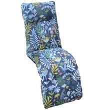 Argos Home Sun Lounger Rainforest Cushion