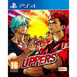 Uppers PS4 Pre-Order Game
