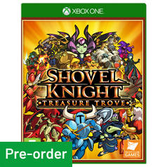 Shovel Knight Treasure Trove Xbox One Pre-Order Game