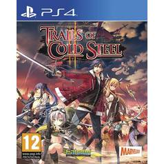 Legend of Heroes: Trails of Cold Steel II PS4 Game