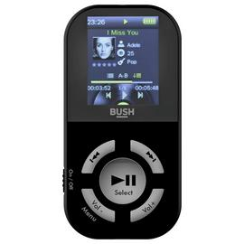 Bush 8GB MP3 Player With Camera -  Black