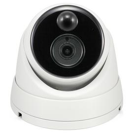 Swann 4K Ultra HD Security Camera with Audio - White