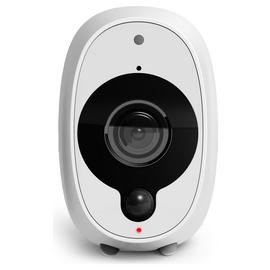 Swann Outdoor Wi-Fi Network Camera with Night Vision - White