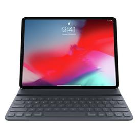 Apple Smart 12.9 Inch iPad Pro Case with Keyboard - Grey