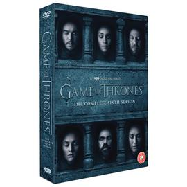 Game of Thrones Season 6 DVD