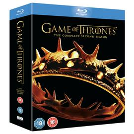 Game of Thrones Season 2 Blu-Ray