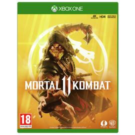 Mortal Kombat 11 Xbox One Game