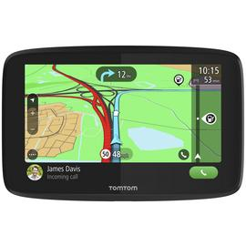 TomTom GO Essential 6 Inch EU Lifetime Maps &Traffic Sat Nav