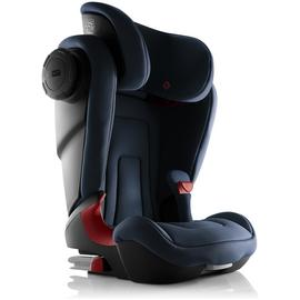 Britax Holiday Group 2/3 Double Steel Car Seat - Ocean Blue