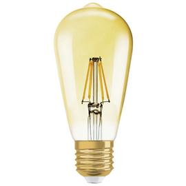 Osram Vintage 1906 Caged 4W LED Warm White Edison Bulb