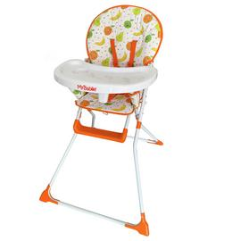 My Babiie Compact Highchair - Fruity Design