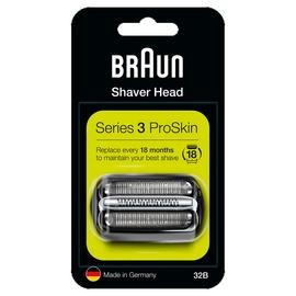 Braun Series 3 Replacement Foil Heads