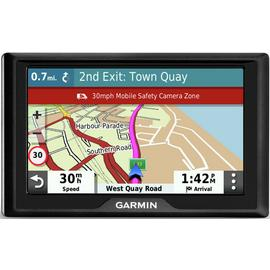 Garmin Drive 52 MT-S 5 Inch UK & ROI Lifetime Maps Sat Nav