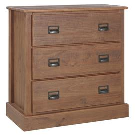 Argos Home Drury 3 Drawer Chest
