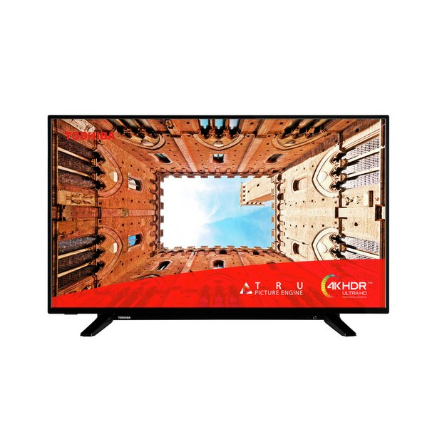 Toshiba 40 Inch Smart 4K Ultra HD LED TV with HDR