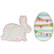 Argos Home Easter Bunny or Easter Egg Dish - 1 Provided