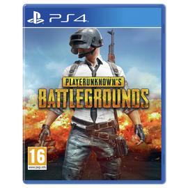 PlayerUnknown's Battlegrounds PS4 Game