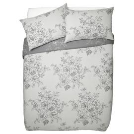 Argos Home Classic Floral Bedding Set