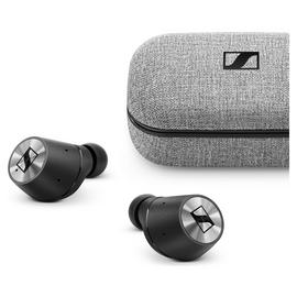 Sennheiser Momentum True Wireless Headphones -Black / Silver