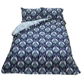 The Chateau by Angel Strawbridge Heron Bedding Set - Double