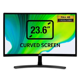 Acer ED242 23.6 Inch FHD Curved LED Monitor