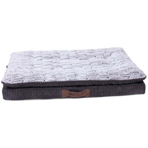 Buy Petface Ultimate Luxury Memory Foam Pet Bed Extra Large Dog Beds Argos