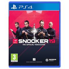 Snooker 19 PS4 Game