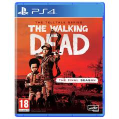 The Walking Dead Season 4 PS4 Game
