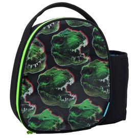 Smash Dino Lenticular Lunch Bag & Bottle