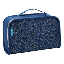 Smash Crunch Glitter CC Lunch Bag - Navy