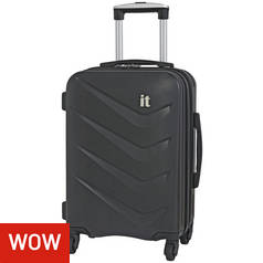 712a09d3d47 IT Luggage 4 Wheel Hard Suitcase