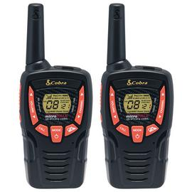 Cobra AM645 PMR 2-Way Radio - Twin