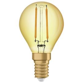 Osram Vintage 1906 5W LED Warm White Mini-Globe Bulb