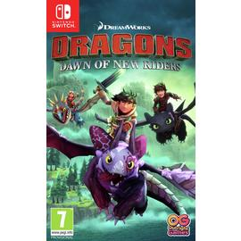 Dragons: Dawn of New Riders Nintendo Switch Game