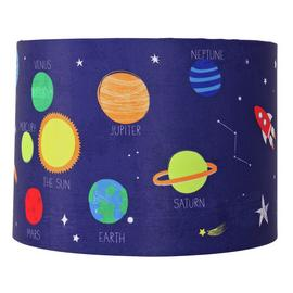 Argos Home Children's Space Print Shade